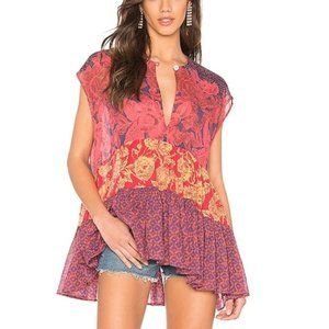 Free People Gotta Have You Top. S, M. 100% Cotton